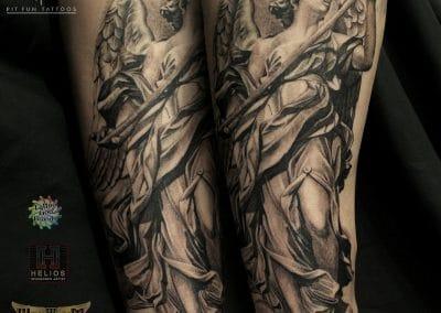 Greek god sleeve 4