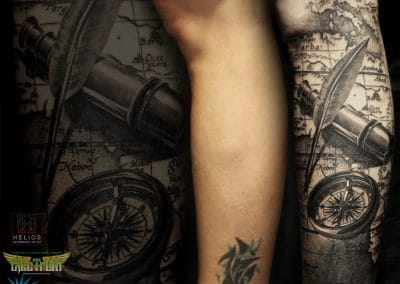 compass map cover up 2016