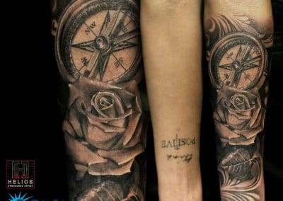 compass rose coverup 2016