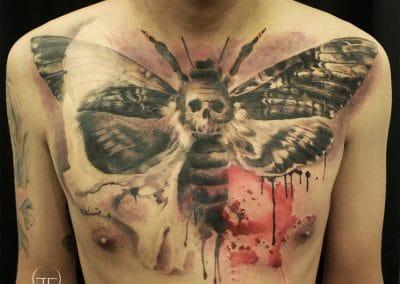 death moth 2017