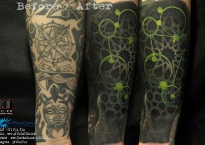 geometry cover up 2016