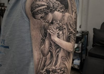 praying angel 2019