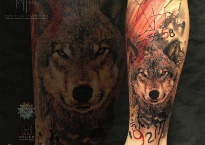 wolf trash polka 2017